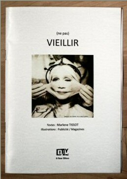 (ne pas) VIEILLIR - cover