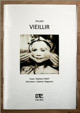 (ne pas) VIEILLIR - cover
